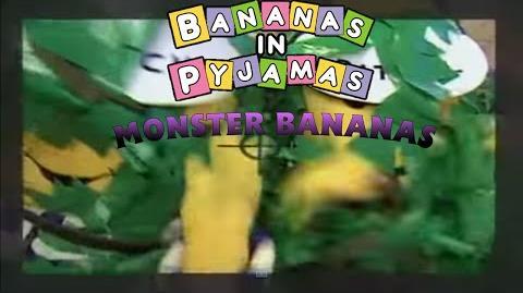 Bananas in Pyjamas Monster Bananas (1992)