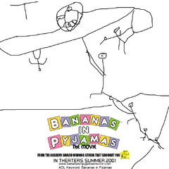 The third theatrical poster for the film, released on July 8, 2001.