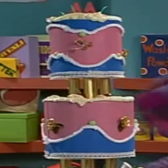 Morgan's Three Cakes