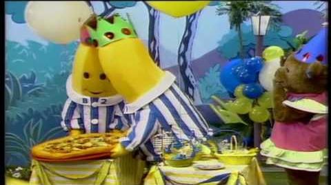 Bananas in Pyjamas Bananas' Birthday Friday (1992)