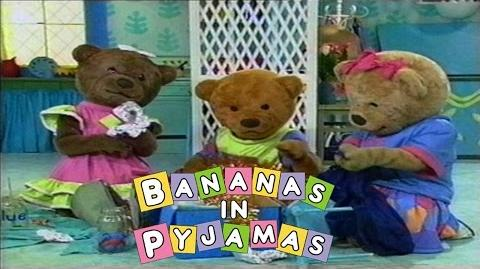 Bananas in Pyjamas Fancy Dress (1992)