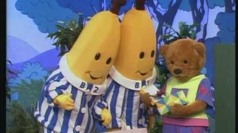 Bananas in Pyjamas Music Box (1992)