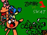 Zombie vs. SWAT