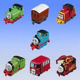 Thomas Mini Diecast Collection