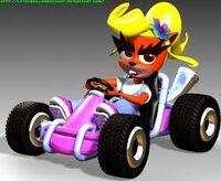 Crash Team Racing Fake Coco