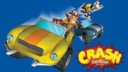 CRASH-TTR pspwallpaper chicken-A