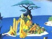 Second island