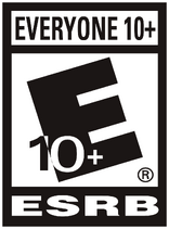 ESRB Everyone 10