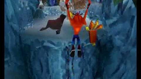 Crash Bandicoot Extra gem