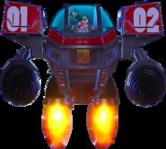 Crash Bandicoot N. Sane Trilogy Doctor N. Gin's Mech