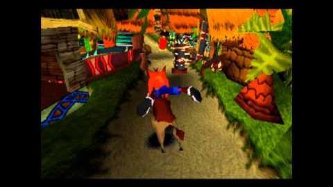 Whole Hog - Clear Gem - Crash Bandicoot - 100% Playthrough (Part 11)