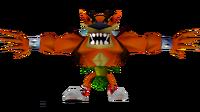 Tiny Boss Crash 2 by crashrule1