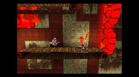 Castle Machinery - Clear Gem - Crash Bandicoot - 100% Playthrough (Part 26)