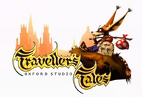 Traveller's Tales Oxford Logo