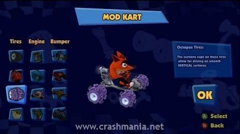 Crash Team Racing (2010) Gameplay-0