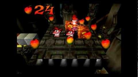 Generator Room - Orange Gem - Crash Bandicoot - 100% Playthrough (Part 14)