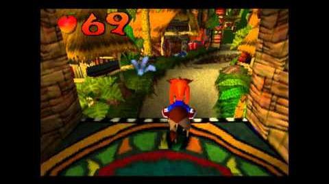 Hog Wild - Clear Gem - Crash Bandicoot - 100% Playthrough (Part 4)