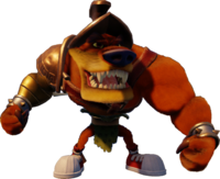 N Sane Trilogy Tiny Tiger