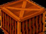Ящик-пружина