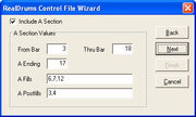 RDU New File Wizard P3