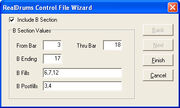 RDU New File Wizard P4