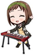 Rock and Glow (Hazawa Tsugumi) Success Chibi