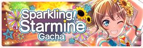 Sparkling! Starmine Worldwide Gacha Banner