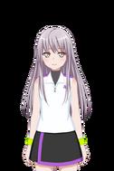 Minato Yukina - Tennis Uniform Live2D Model