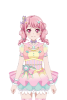 Maruyama is Here! Live2D Model