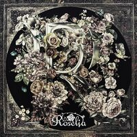 Roselia 6th Single Blu-Ray Cover