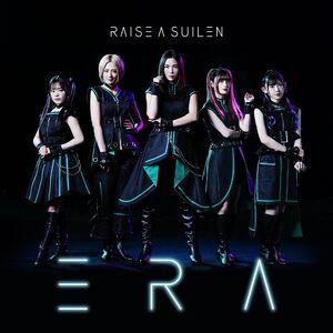 RAS 1st Album Regular Cover