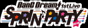 1st Live Logo