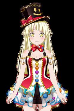 The Magic of Smiles (Tsurumaki Kokoro) Live2D Model