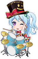 The Magic of Smiles (Matsubara Kanon) Success Chibi