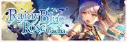 Rainy Blue Rose Worldwide Gacha Banner