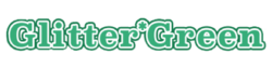 Glitter Green Logo