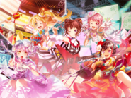 Bandori Opening Screen First Anniversary
