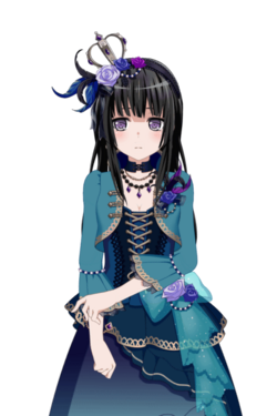Blue Roses in Harmony (Shirokane Rinko) Live2D Model