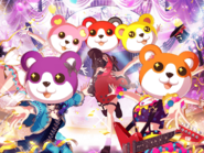 Bandori Opening Screen First April Fools