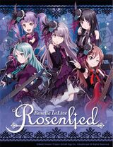 Roselia 1st Live Rosenlied