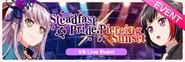 Steadfast Pride, Piercing Sunset Worldwide Event Banner