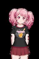 Maruyama Aya - Garupa Tshirt Live2D Model
