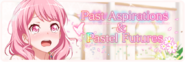 Past Aspirations And Pastel Futures Worldwide Event Banner