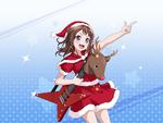 Charging Santa