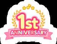 Logo anniv 1st