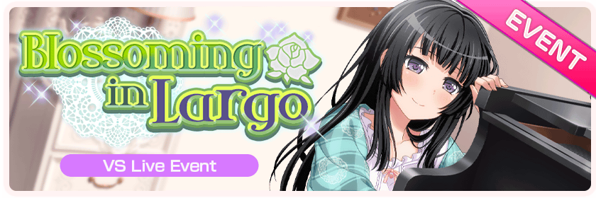 Blossoming in Largo Worldwide Event Banner