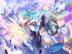 Sparkling Sea Magic T