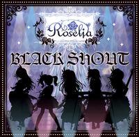 BLACK SHOUT Blu-ray