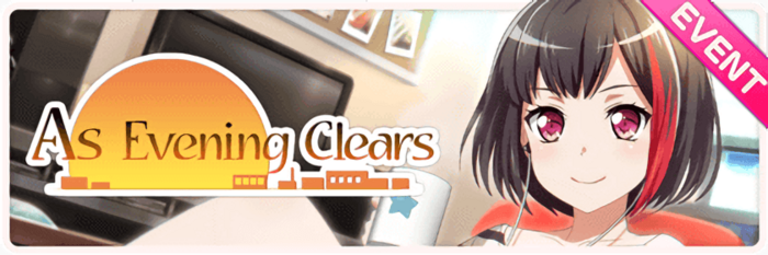 As Evening Clears Worldwide Event Banner