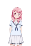 Maruyama Aya - Summer Uniform Live2D Model